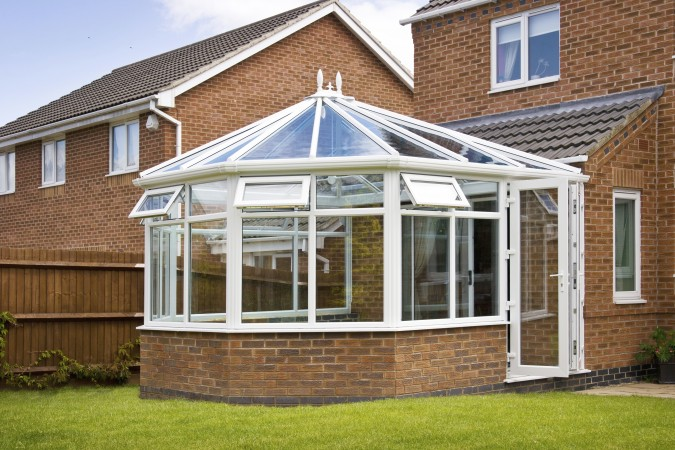 Conservatory in Orpington